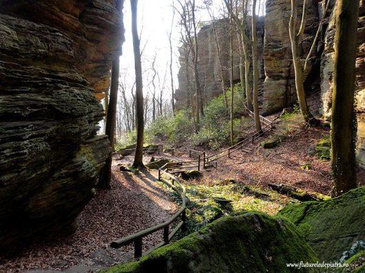 berdorf climbing sanstone luxembourg