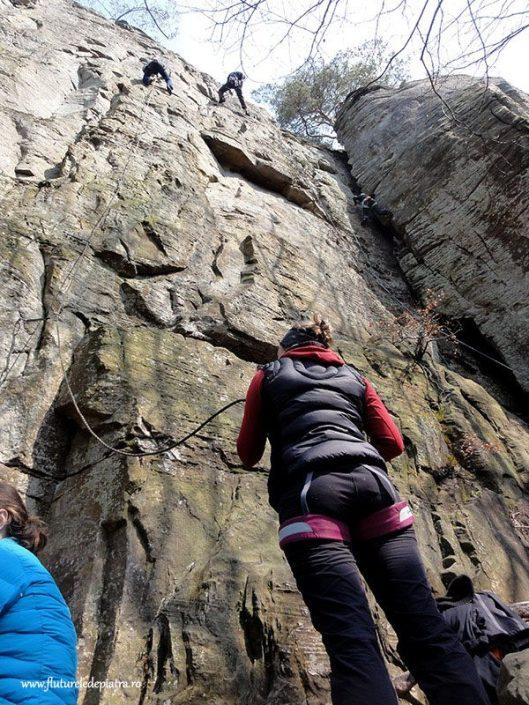 sanstone climbing crag europe