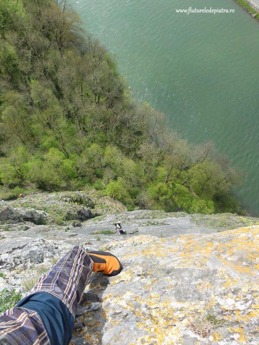 freyr multipitch climbing