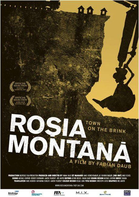 Rosia Montana movie Romania