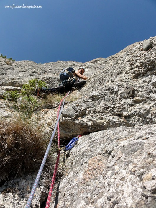 climbing Romania, Carpathian Mountains