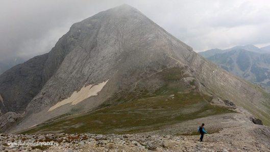 traseul turistic Muntii Pirin