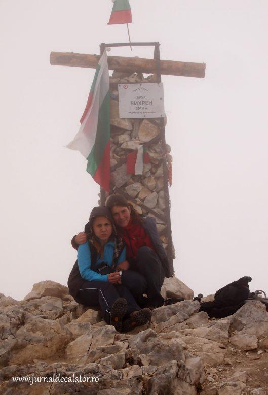summit Vihren, Muntii Pirin