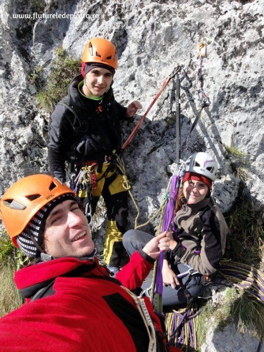 regrupare alpinism