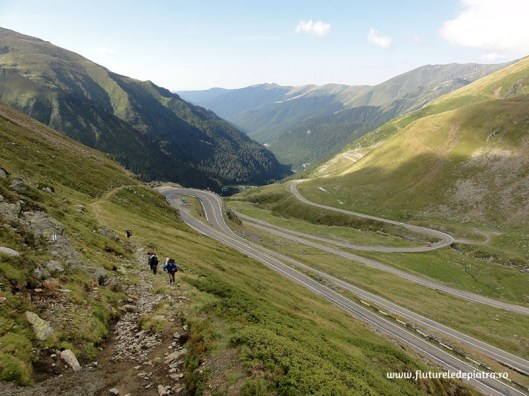 transfagarasan traseu varful moldoveanu