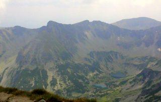 traseu Vf Musala, muntii rila