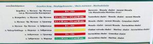 timpi marcaje turistice rila bulgaria