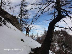 braul lui raducu iarna muntii bucegi 04