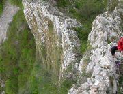alpinism creasta coltului crapat cheile turzii