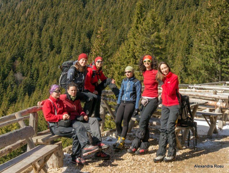 alpiniste romania_piatra craiului