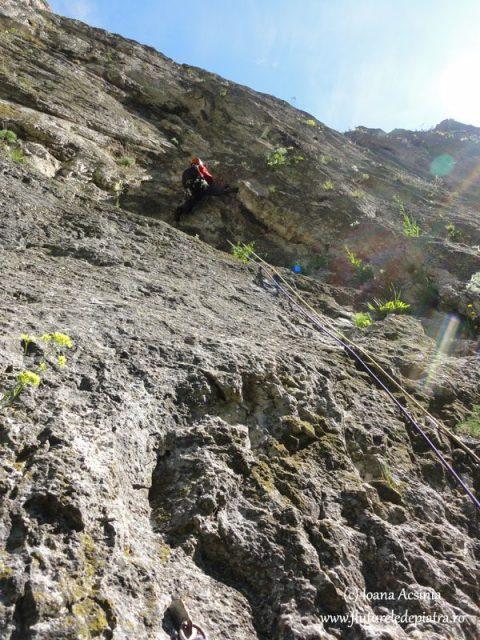 alpinism traseul jenci bacsi turzii