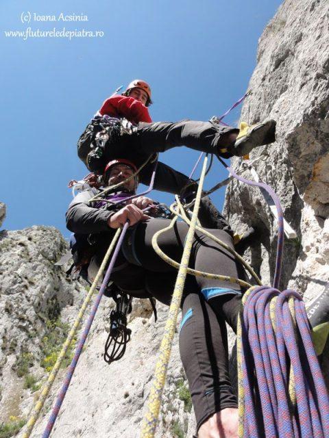 traseu Memorial Jenci Bacsi_alpinism Cheile Turzii