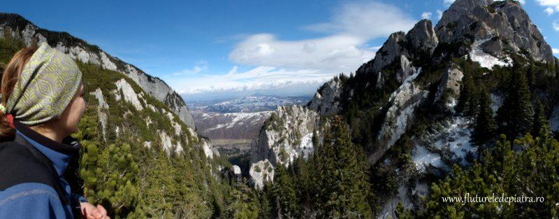 valea crapaturii iarna piatra craiului