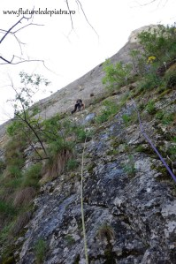 alpinism cheile turzii, romania