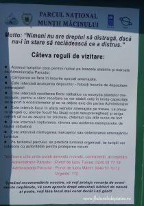 catararea interzisa in muntii macin