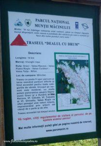 escalada interzisa in muntii macin