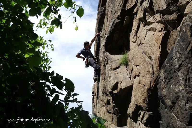 escalada muntii macin_vacanta dobrogea