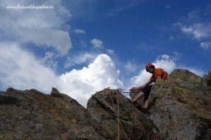 escalada mai multe lungimi de coarda