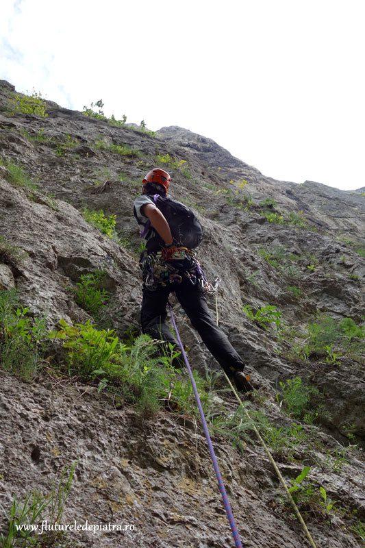 traseul vigh tibi, alpinism