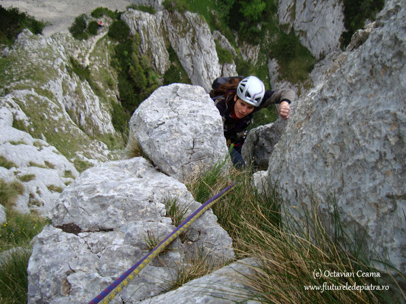 alpinism Romania, Piatra Craiului