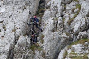 regrupare alpinism, piatra craiului