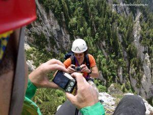 traseu alpinism piatra craiului
