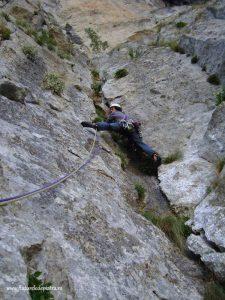 alpinism croatia, parcul national