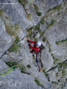 climbing velebitaski, paklenica