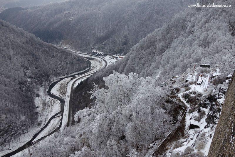 obiective turistice romania iarna