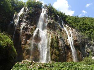 cascada monument unesco