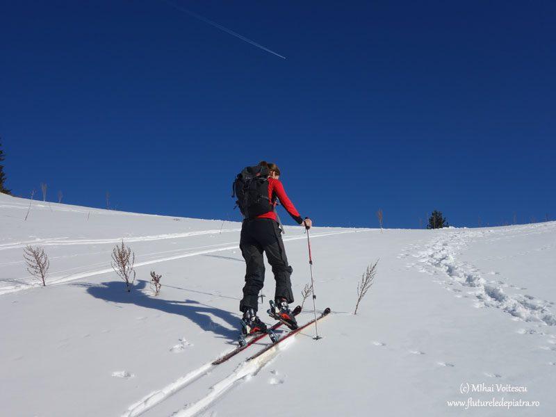 schi de tura romania