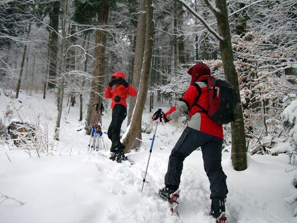 schi de tură valea prahovei