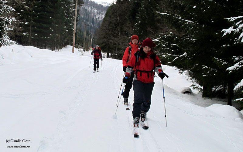 muntii baiului iarna