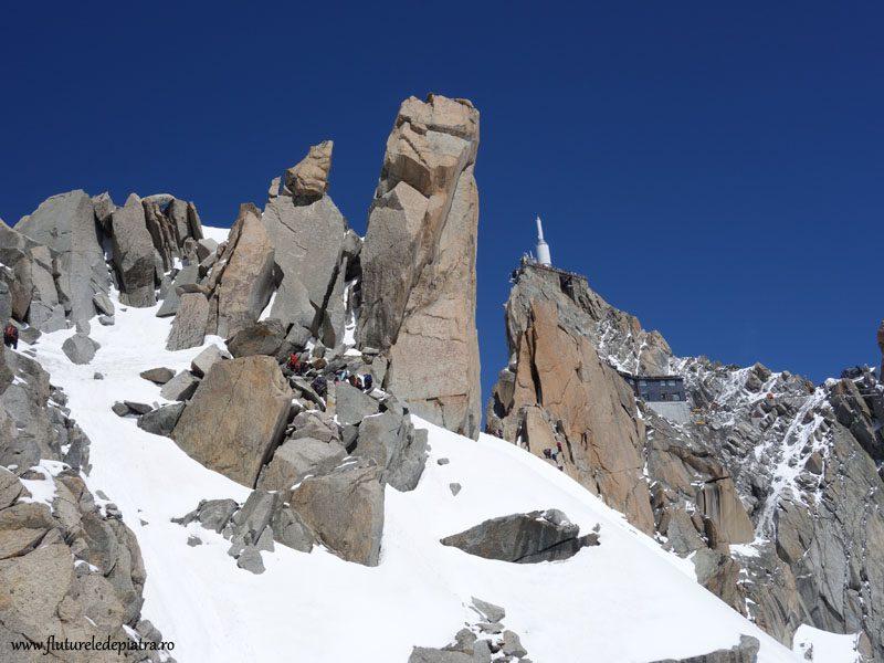 traseu alpinism zona mont blanc