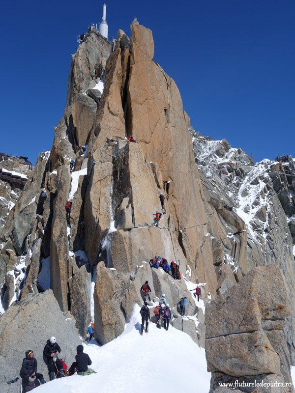 alpinism vara zona mont blanc