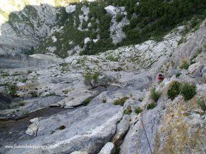 climbing in croatia paklenica