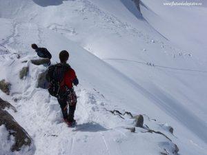 traverse of pointe lachenal_mont blanc (23)