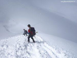 traverse of pointe lachenal_mont blanc (24)