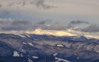 schi de tură_Lacul Vidra