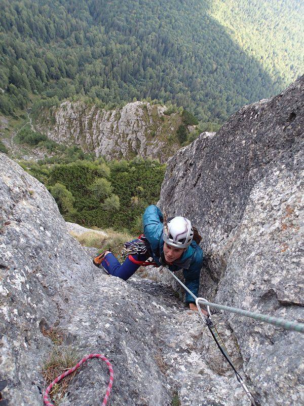 alpinism tehnic bucegi