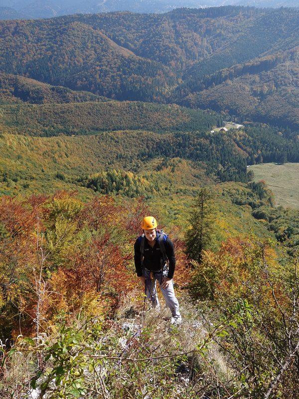 alpinism muntii bucegi_postavarul