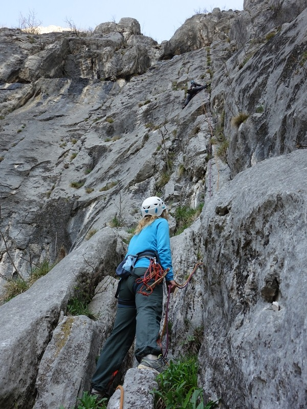 vratsa climbing central wall