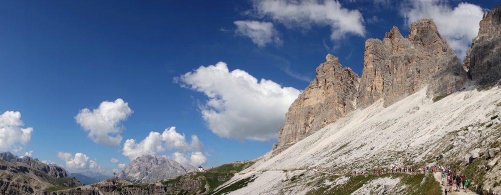trekking circuit tre cime di lavaredo dolomiti italia (8)