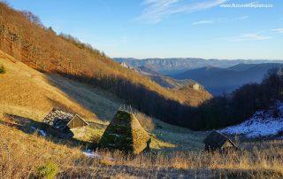 gospodărie tradițional românească din Apuseni, Scărița Belioara