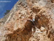 escaladă Antalya, Turcia - Ioana Sârbu