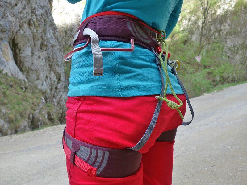 cum alegi hamul de escalada si alpinism