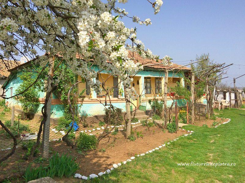 casă tradițională din Buzău, traseu mountainbike