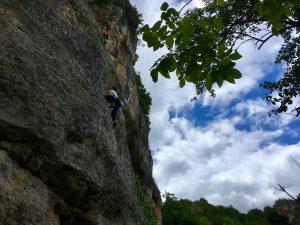 escalada Koshov Milkovata Bulgaria - Alex