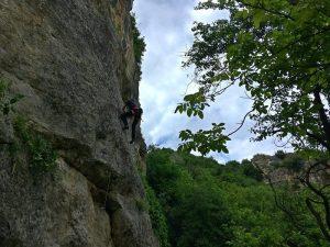 escalada koshov george bivuac