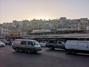 drumuri fără treceri de pietoni, Amman, Iordania